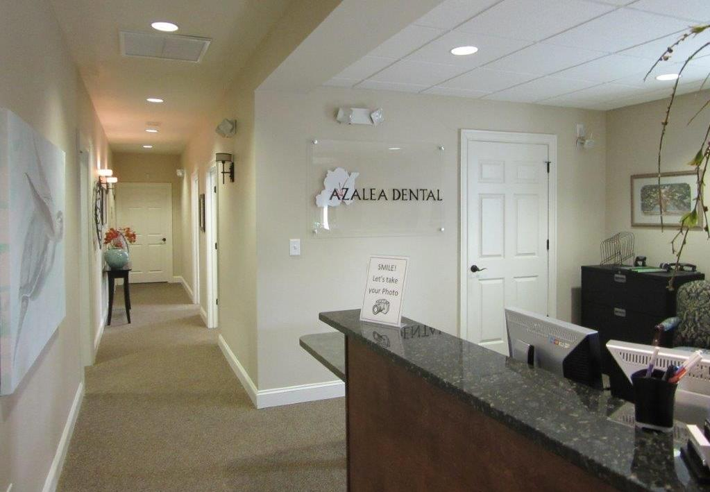 Main hall leading from front desk | Dentist Summerville SC